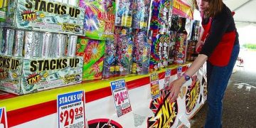 Summer Income Selling Legal Fireworks (Rochester)